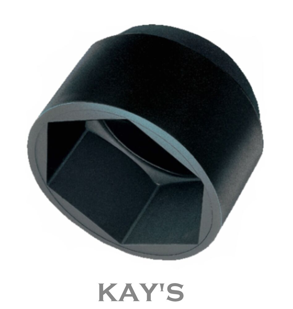 Protective Cover Caps For Hexagon Nuts Bolts Screws Black