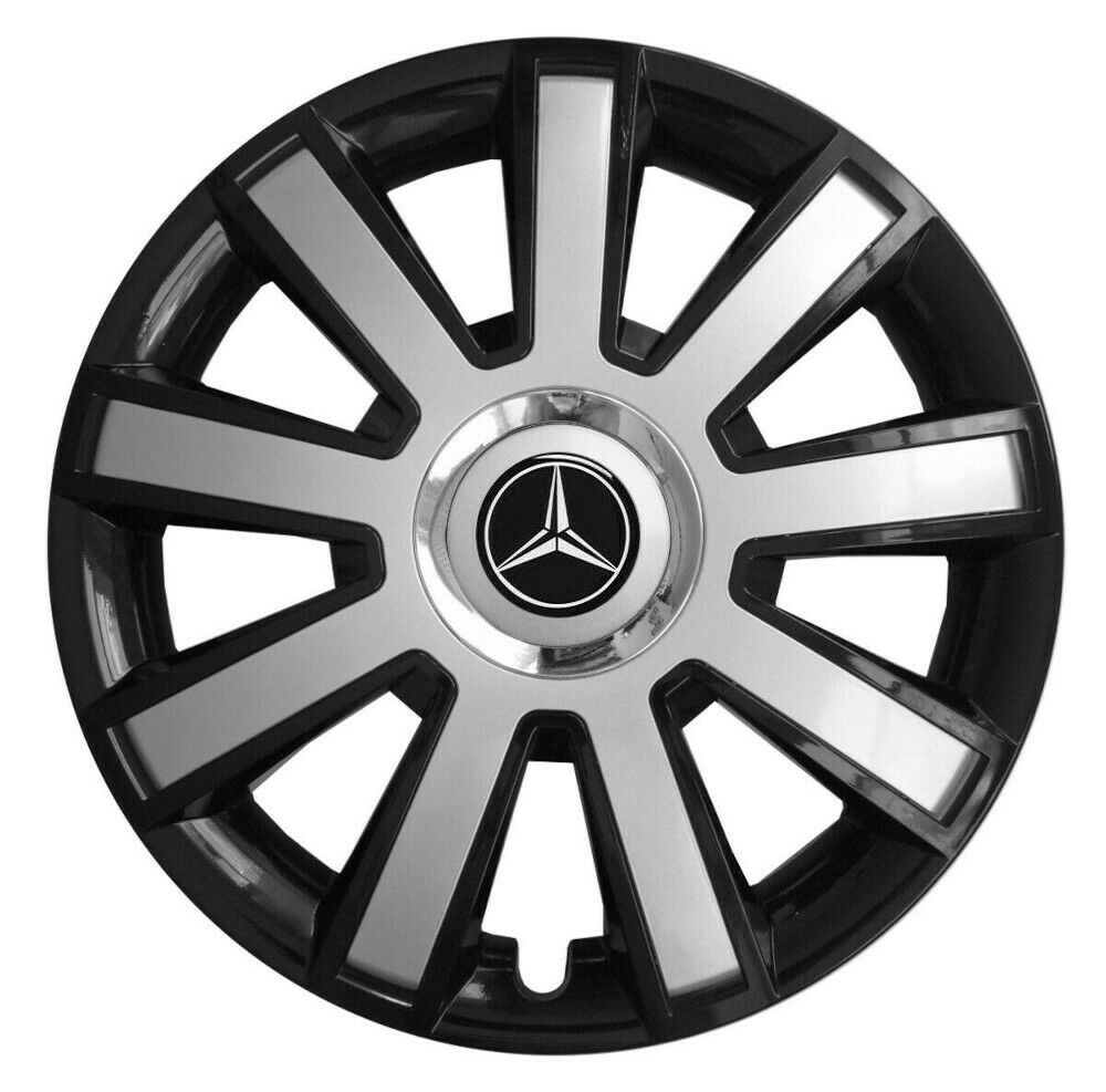 16 wheel trims for mercedes sprinter 2006 on vito viano for Mercedes benz sprinter wheel covers