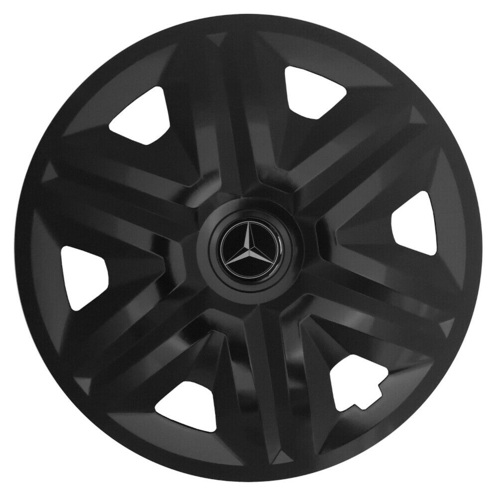 16 wheel trims hub caps for mercedes sprinter 06 on for Mercedes benz sprinter wheel covers