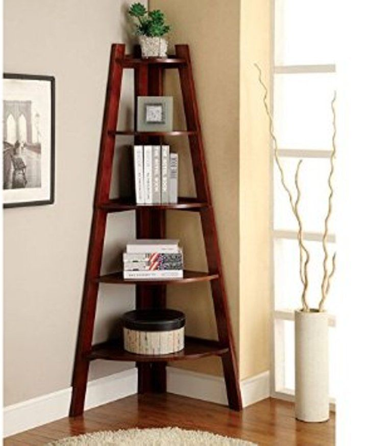Corner Exhibition Stands Tallahassee : Corner shelf stand wood shelves display storage