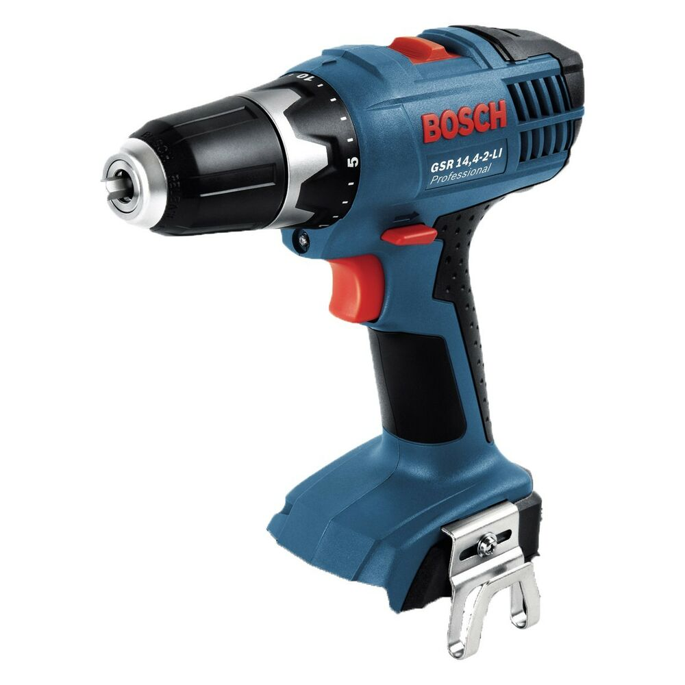 bosch gsr 14 4 2 li professional cordless drill driver bare tool body only exp ebay. Black Bedroom Furniture Sets. Home Design Ideas
