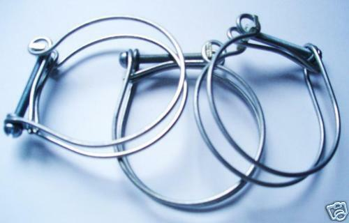 Wire hose clamps quot mm ebay