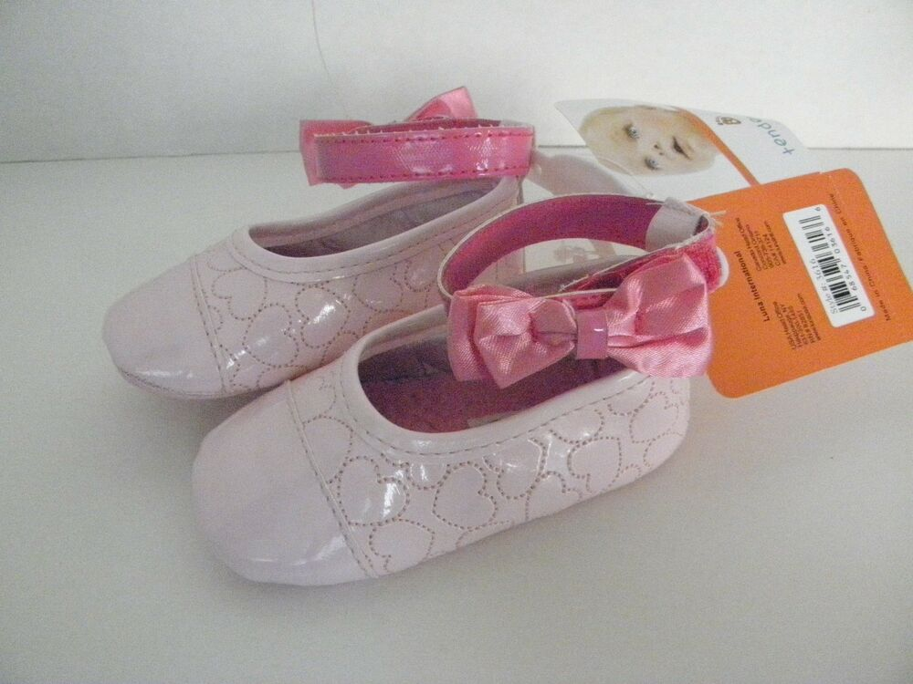 Pink Leopard Baby Shoes