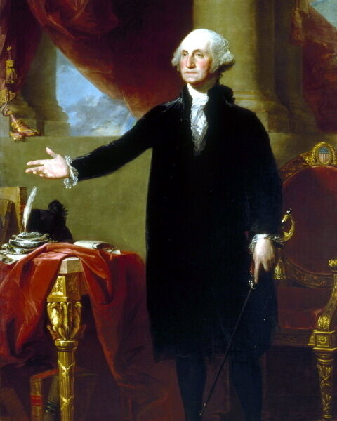 an in depth look at george washington the father of the united states For a few years at its beginning, president george washington made it possible for the united states to survive and grow in that was his greatness george washington was truly the indispensable man for his time.