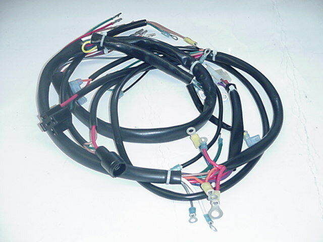 s-l1000 Harley Sportster Sdometer Wiring Harness on