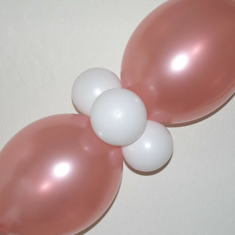 Balloons Decoration Ideas Without Helium