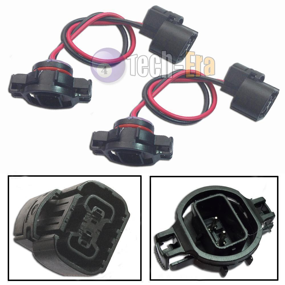 Wiring Harness For Lights : H extension wire harness sockets for headlight