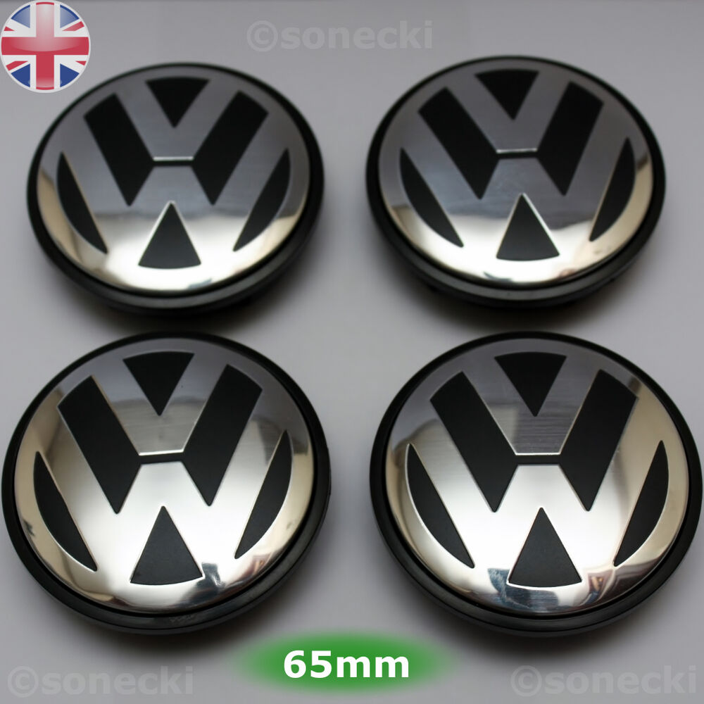 vw volkswagen alloy wheel centre caps golf polo passat sharan jetta gti mm ebay