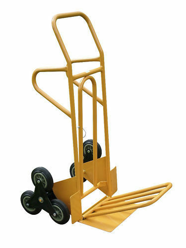 Steel Sack Truck Trolley Cart Stair Climber Sack Truck