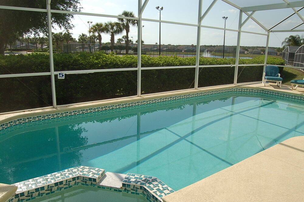 501 Disney Area Rental Homes 5 Bedroom Home With Large Pool Orlando 2 Weeks Ebay