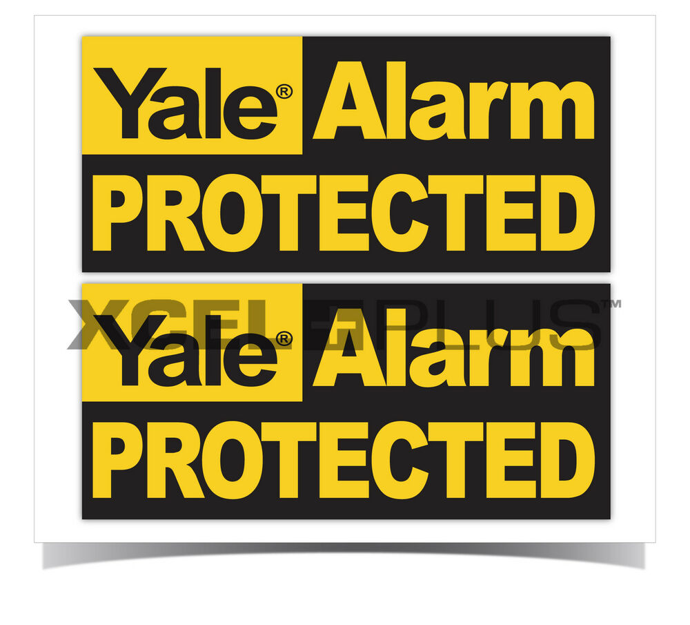 Yale Burglar Alarm Window Amp Door Security Warning Hsa3000