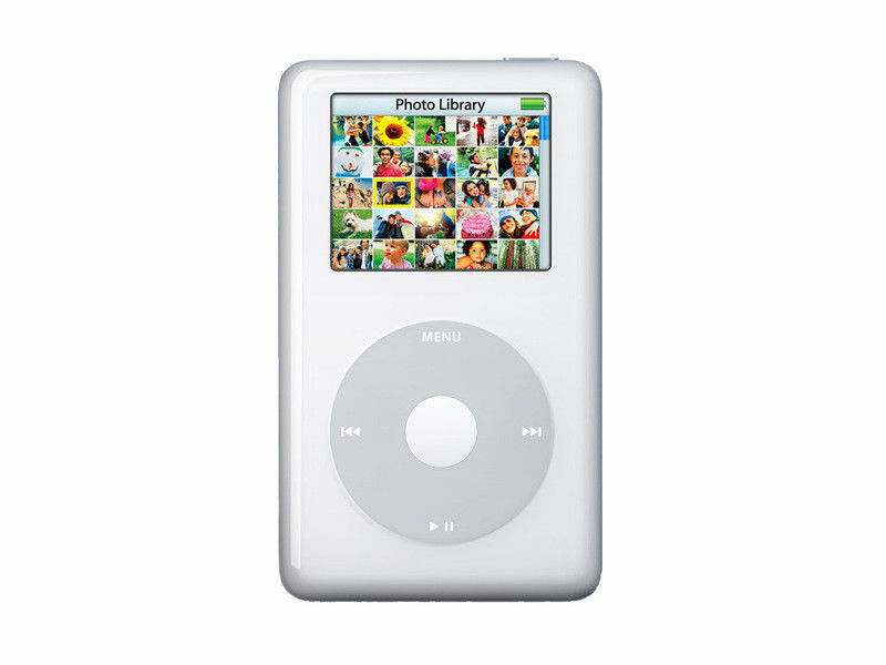 20gb classic apple ipod 4th fourth generation a1059 new. Black Bedroom Furniture Sets. Home Design Ideas