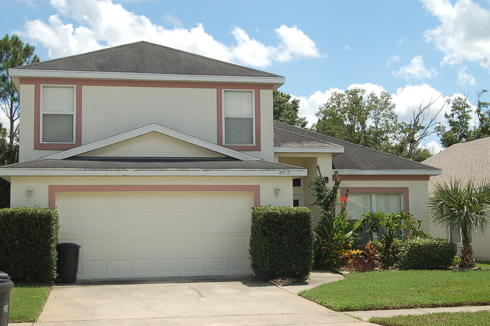 4912 disney area vacation rental villas 4 bedroom home for Rent house for a night