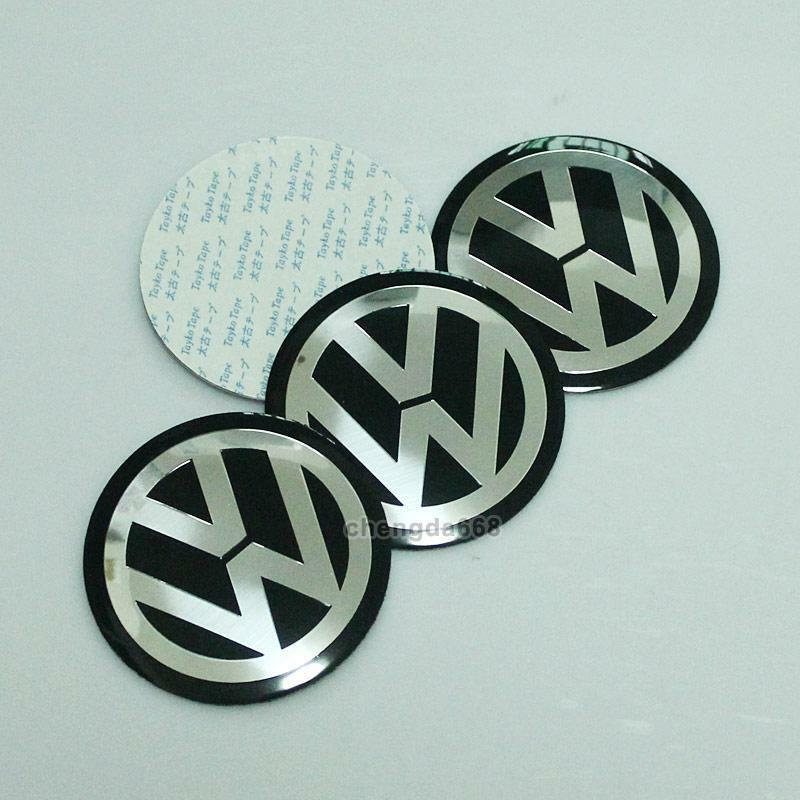 Black 4pcs 90mm Emblem Wheel Center Hub Caps Badge Sticker For VW VOLKSWAGEN c82 | eBay