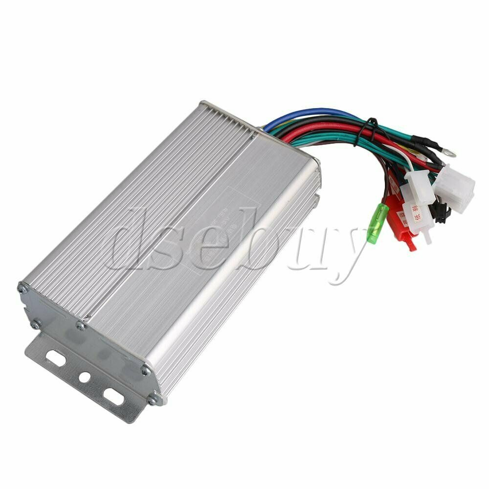 Electrical Motor Controllers : Electric bike brushless motor controller v w for