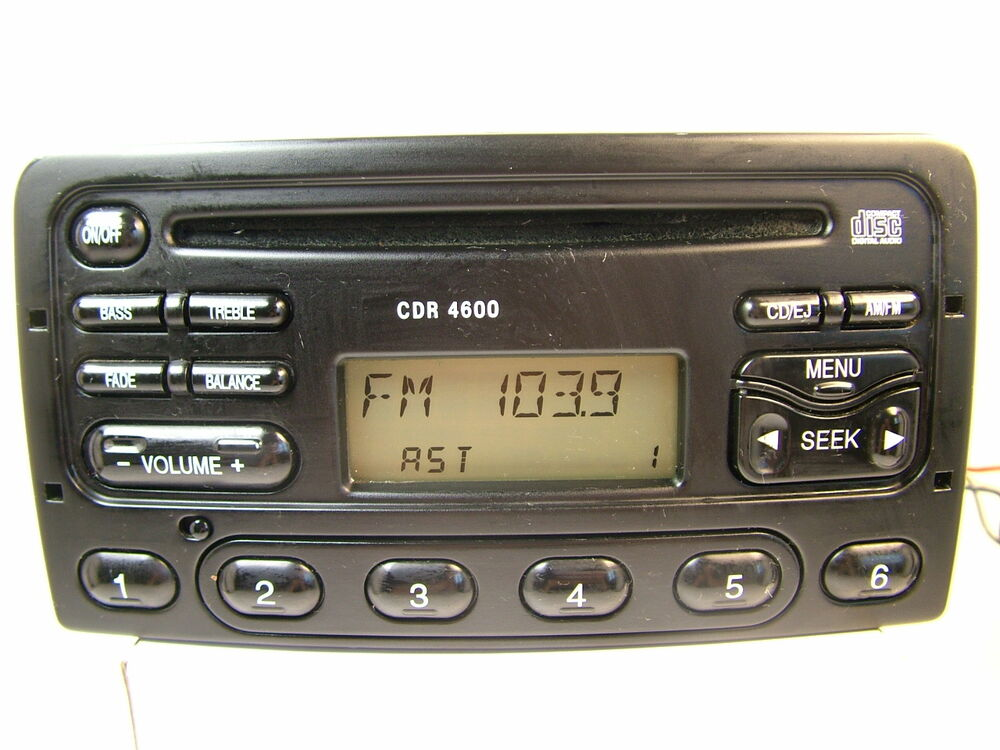 ford escort cd player eBay
