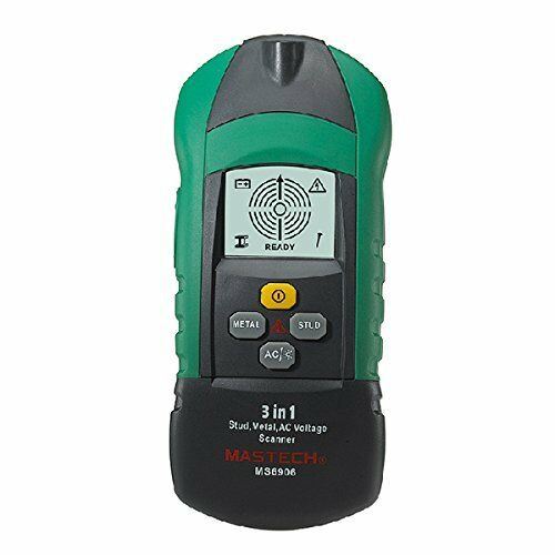 mastech ms6906 scanner tester meter 3 in 1 detector stud metal detector ac volt ebay. Black Bedroom Furniture Sets. Home Design Ideas