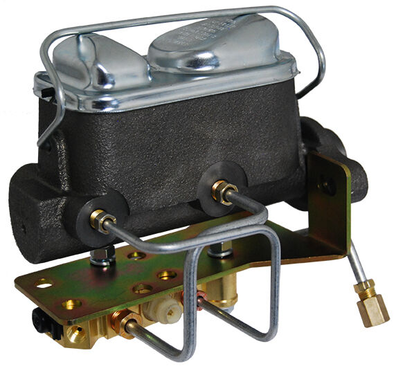 Ford Proportioning Valve Switch : High pressure braided power steering line for