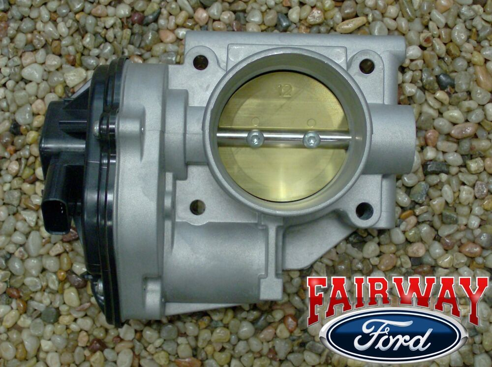 oem genuine ford  throttle body wtps sensor ebay