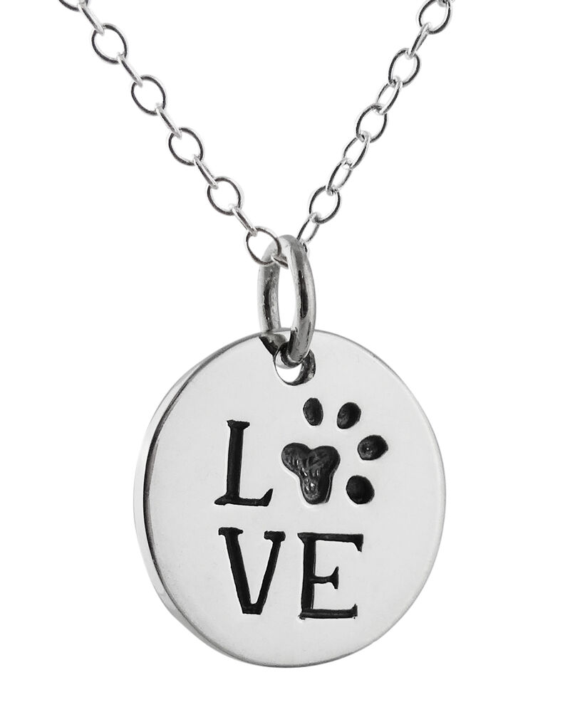 Silver Paw Cavachons: 925 Sterling Silver