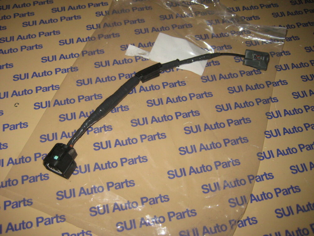 Toyota 4runner Pickup Truck 3 0 V6 Knock Sensor Cord Wire With Plugs 1992