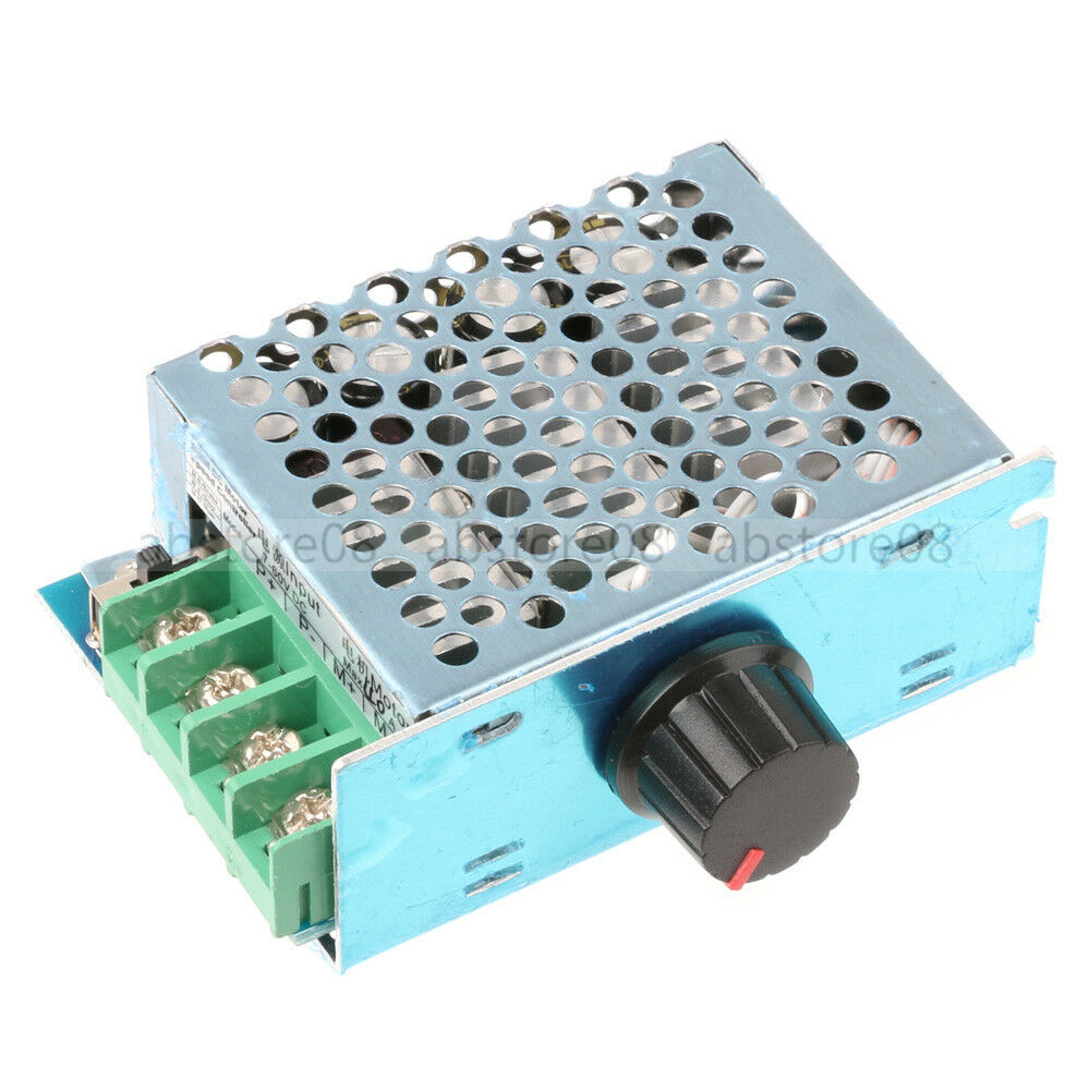 Dc 7 60v motor pwm variable speed vct 40a speed controller for Variable speed control electric motor