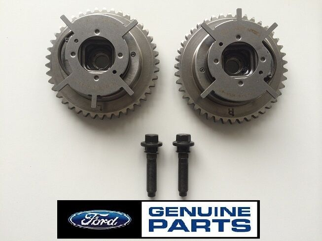 2 Oem Camshaft Phasers 3r2z 6a257 Da Mustang F150
