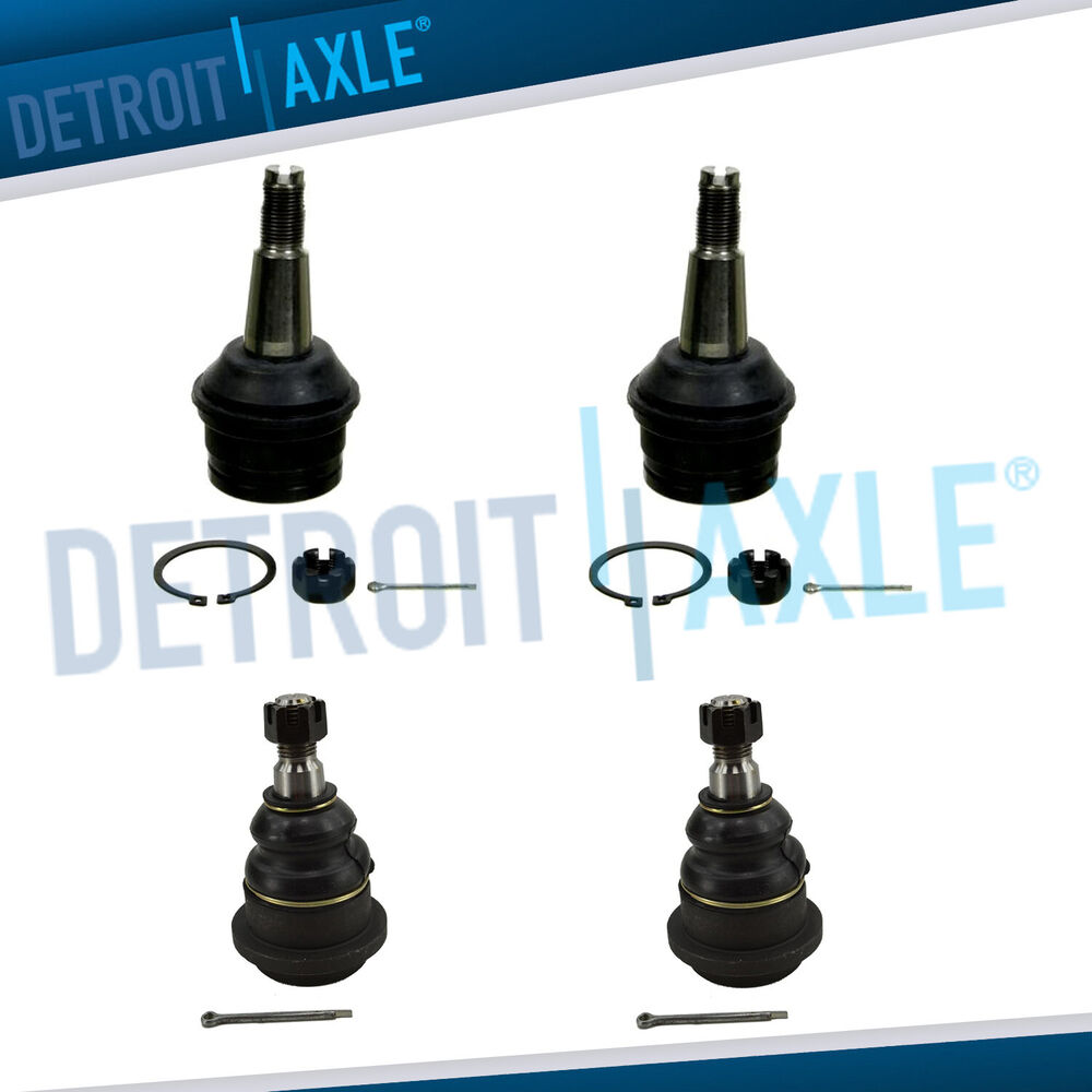 Brand New 12pc Front Suspension Kit For 1994 1999 Toyota: Brand New 4pc Front Suspension Ball Joint Set For 1994