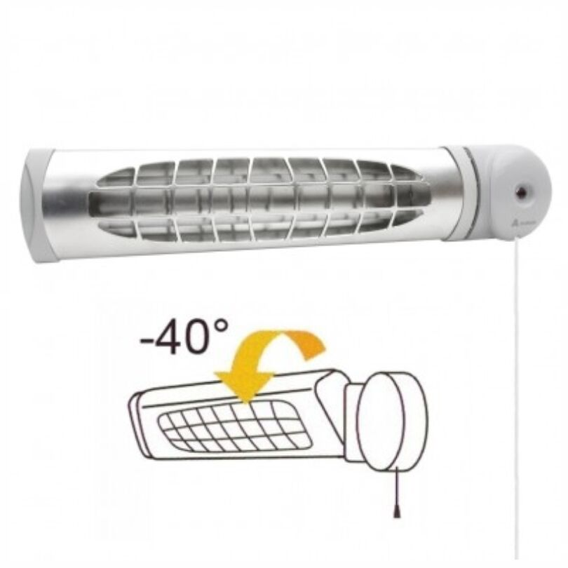 New infrared quartz electric heaters patio bathroom heater - Infrared bathroom ceiling heaters ...