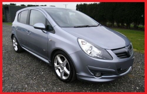 vauxhall opel corsa d 5 door before facelifting body kit opc vxr look ebay. Black Bedroom Furniture Sets. Home Design Ideas