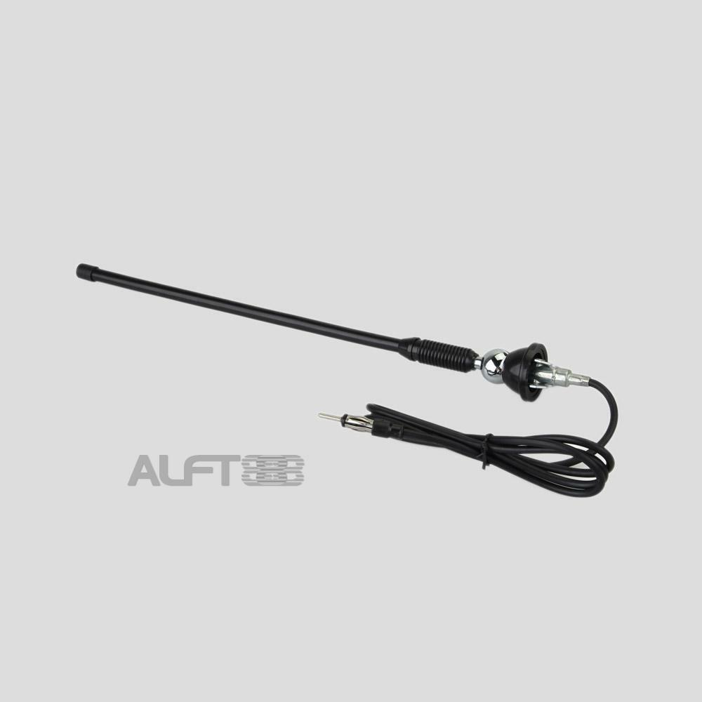 universal car auto roof fender radio fm am booster antenna