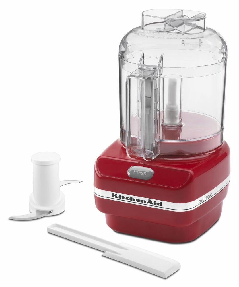 Kitchenaid Rr Kfc3100 Kfc3511 3 Cup Food Processor Chef S