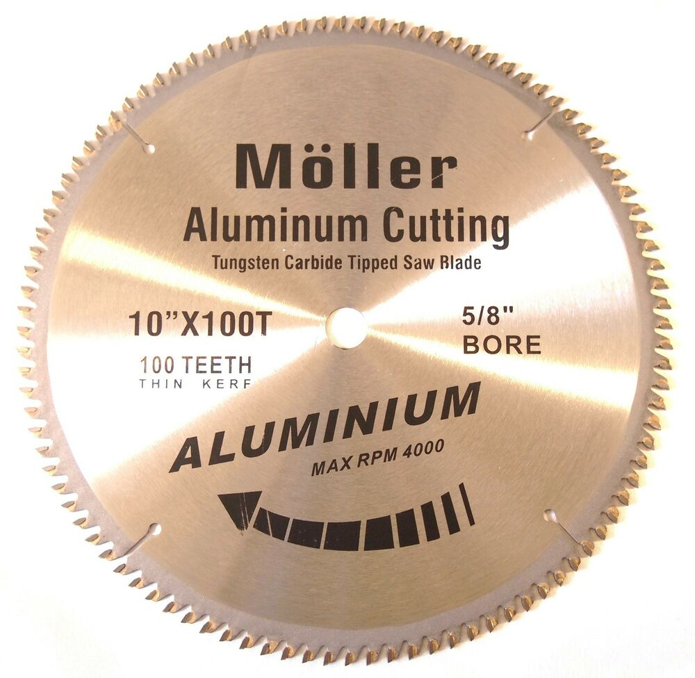 Lot Of 3 10 Quot X 100t Aluminum Cutting Tct Saw Blade Ebay