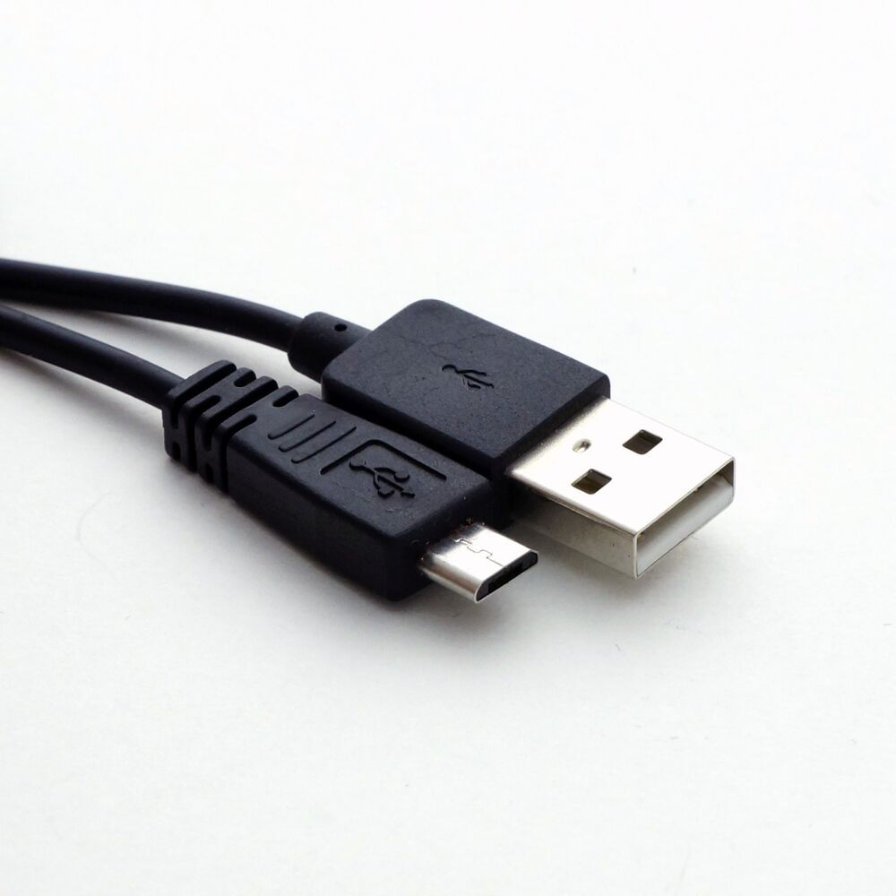 Usb Sync Data Transfer Charger Cable Wire For Virgin