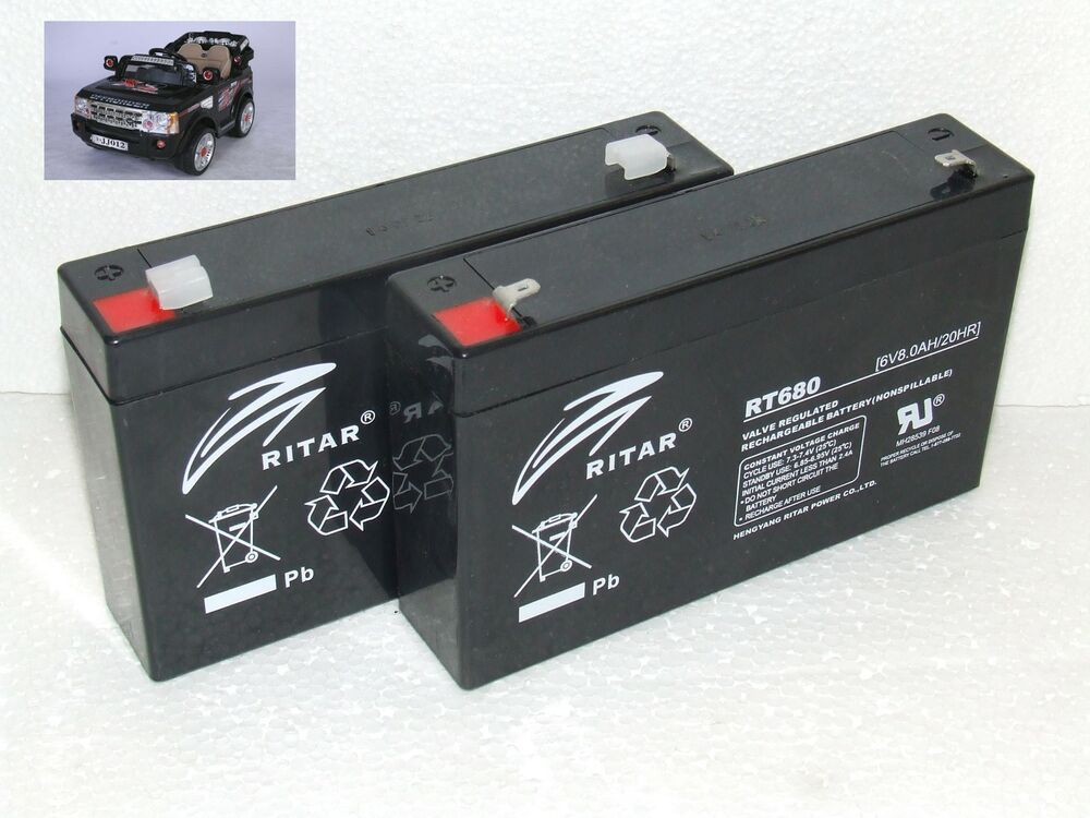 Replacement Batteries For Range Rover 12volt Kids