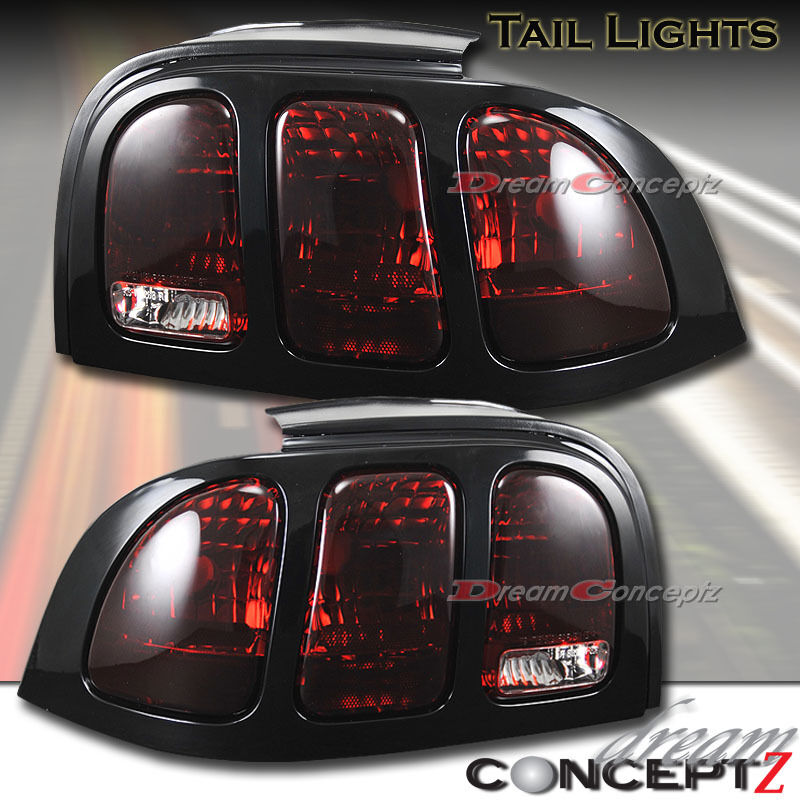 1994 1995 1996 1997 1998 Ford Mustang V6 Gt Tail Lights