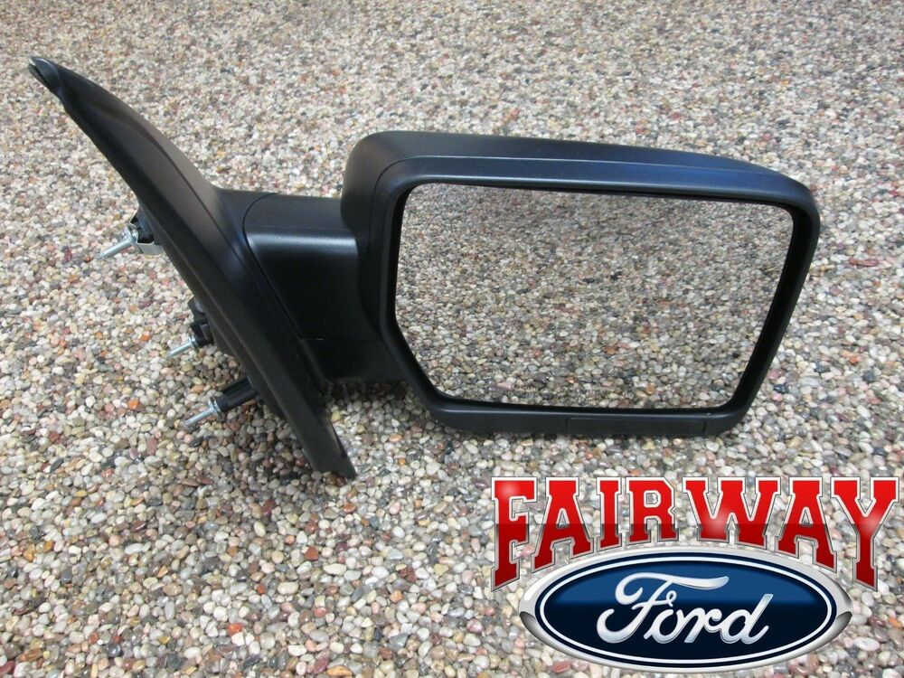 09 thru 10 f 150 oem genuine ford parts manual mirror. Black Bedroom Furniture Sets. Home Design Ideas