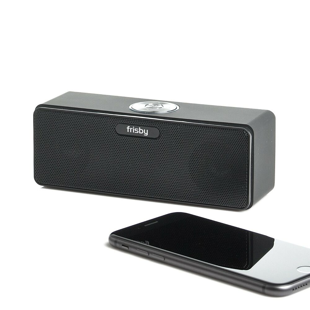 bluetooth speakers for iphone frisby portable bluetooth speaker for iphone fs p150b 13692