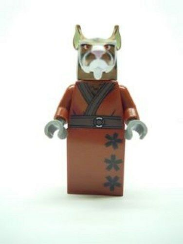 LEGO - Teenage Mutant Ninja Turtles - Splinter - Minifig ...
