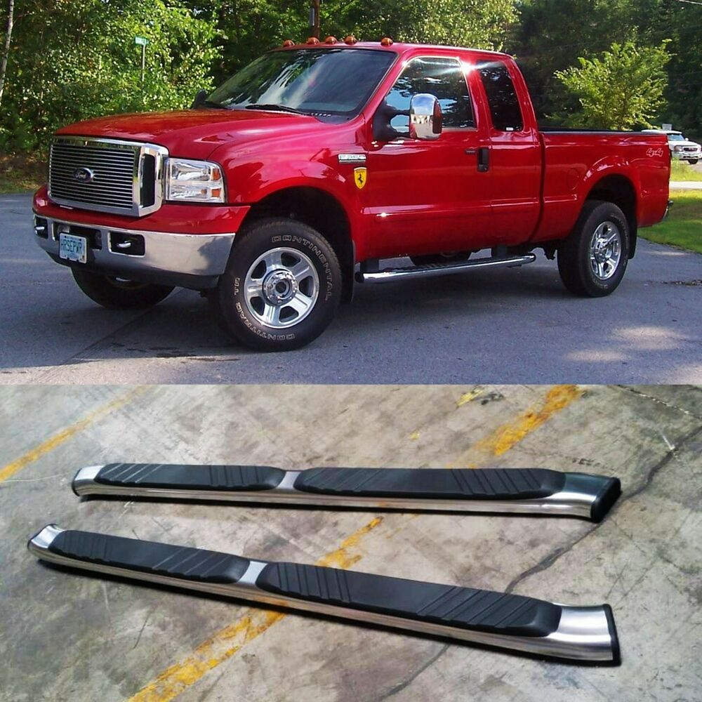 2003 Ford F250 Step Bars