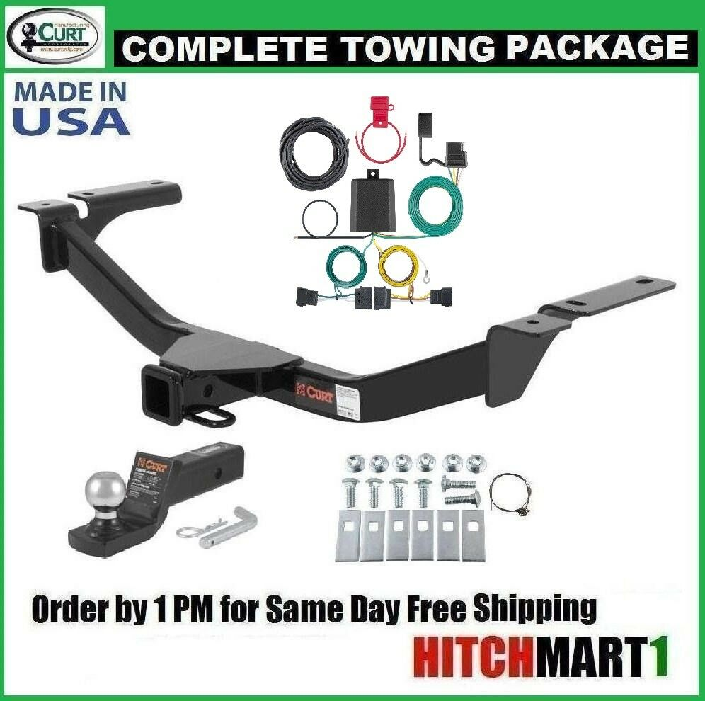 ford edge trailer wiring diagram trailer hitch package for 2007-2010 ford edge lincoln mkx ... 2007 ford edge trailer wiring #6