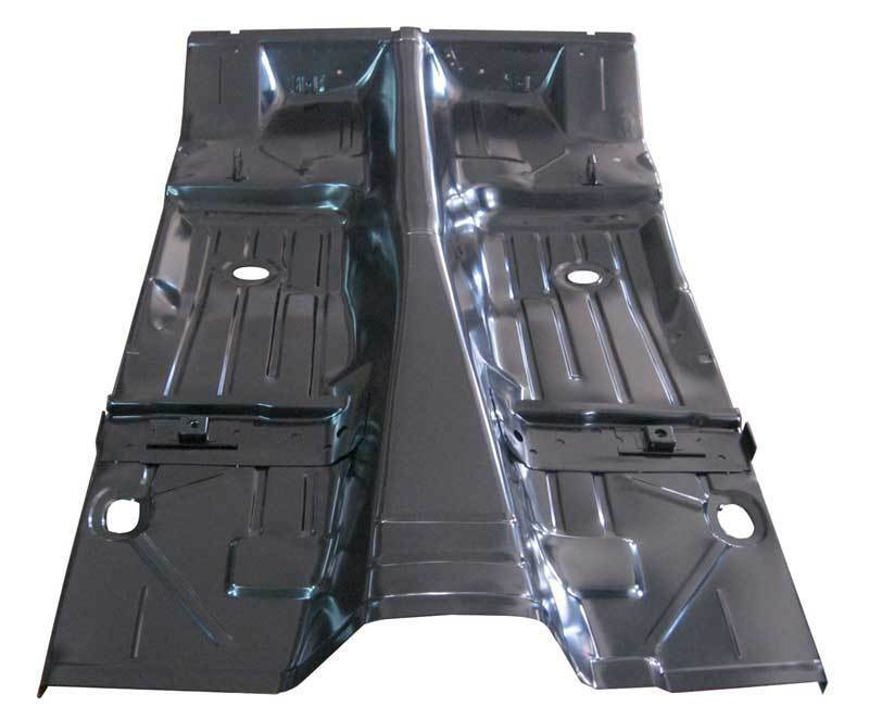 Amd auto metal direct 67 69 camaro firebird full floor pan for 1967 camaro floor pan replacement