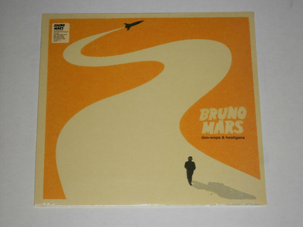 bruno mars doo wops hooligans lp new sealed vinyl ebay. Black Bedroom Furniture Sets. Home Design Ideas