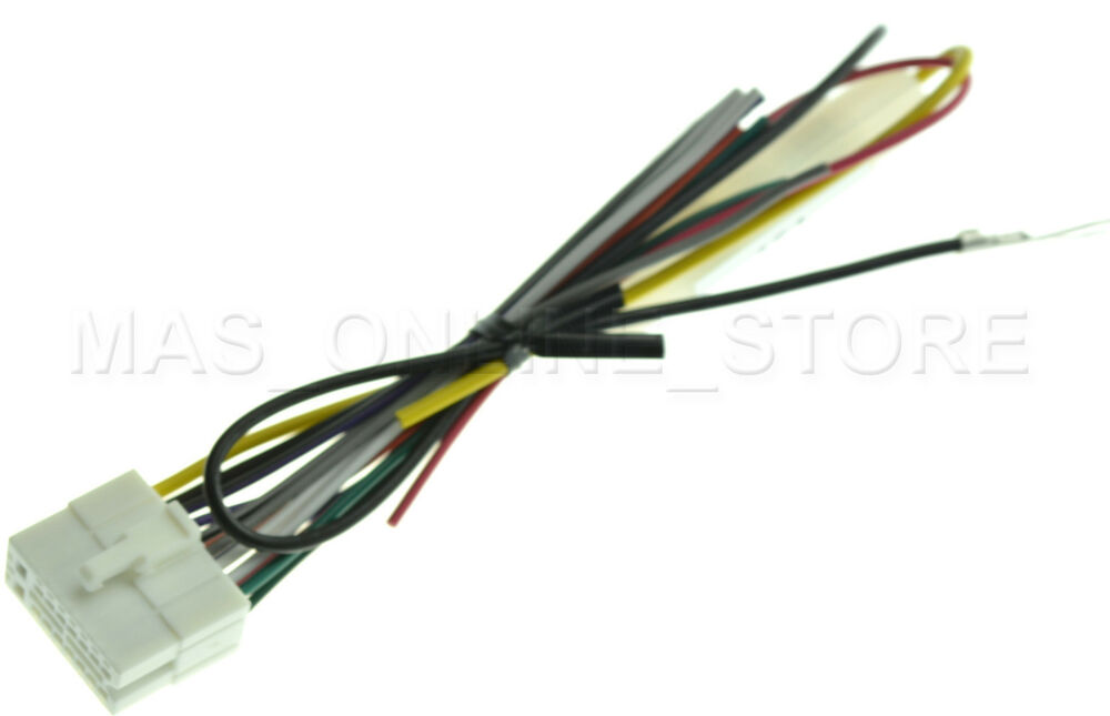clarion m 303 m303 genuine wire harness pay today ships today ebay