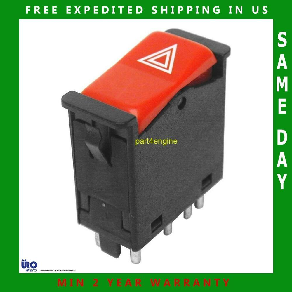 Mercedes benz emergency flasher switch 0008209010 ebay for Mercedes benz emergency