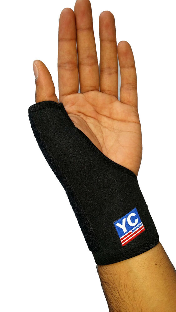 Brace Your Eyes The Most Beautiful Women On Earth: Medical Wrist Thumb Hand Spica Splint Support Brace
