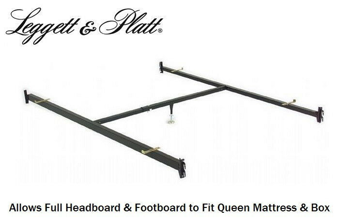 Full Headboard Footboard To Queen Bed Conversion Hook In