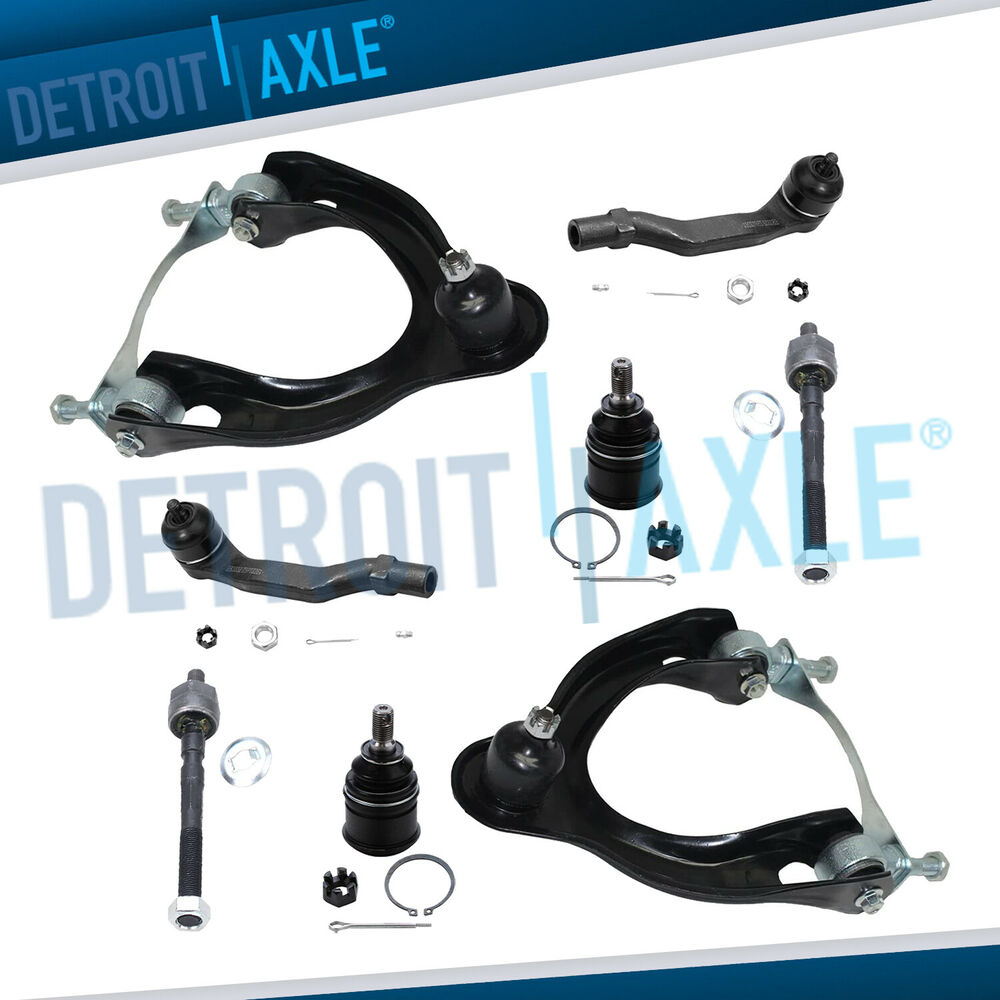 Brand New 8pc Complete Front Suspension Kit For Acura