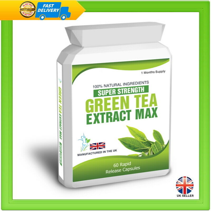 Green tea capsules weight loss