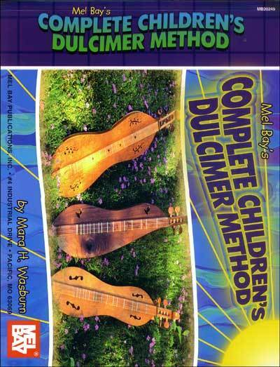 The Dulcimer Book Appalachian by Jean Ritchie 1974*History*Play*Songs Music Book